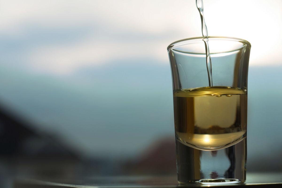 caballito tequila-shot de tequila cazuela voladora