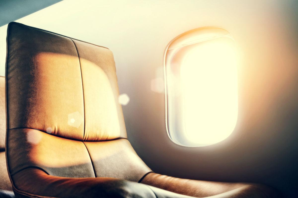 ventanilla avión