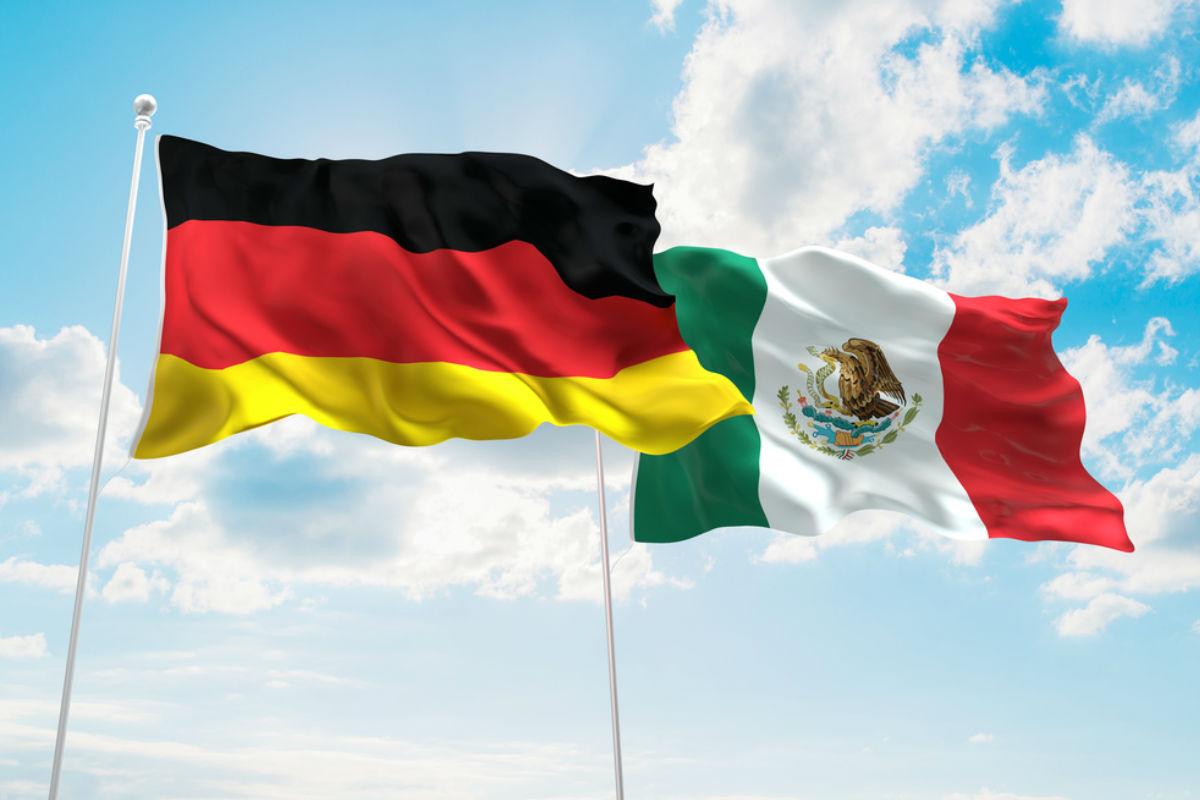 bandera alemania mexico