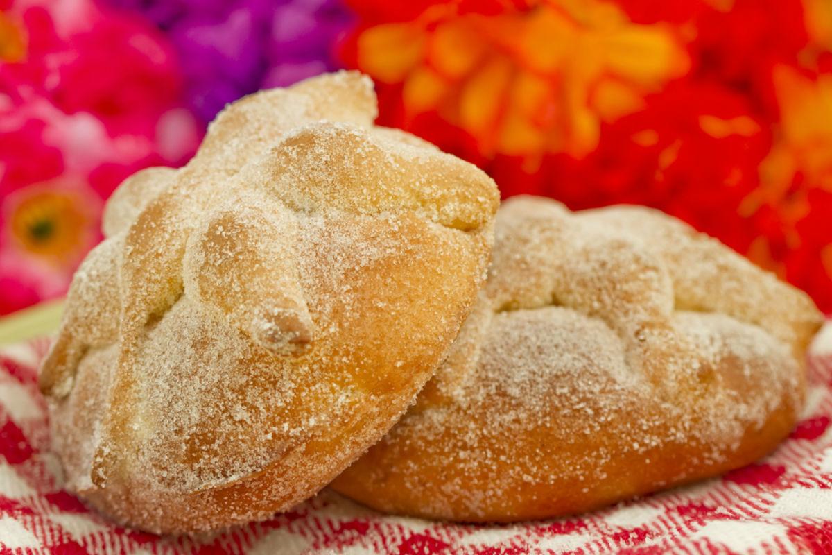 pan de muerto dia muertos tradicion pan de muerto con helado