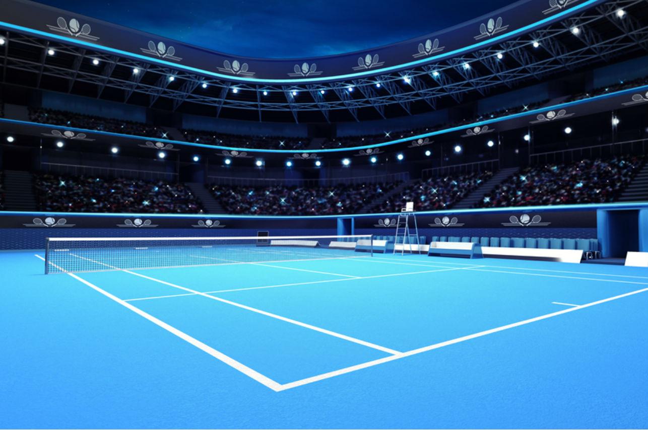 tenis tennis cancha deporte