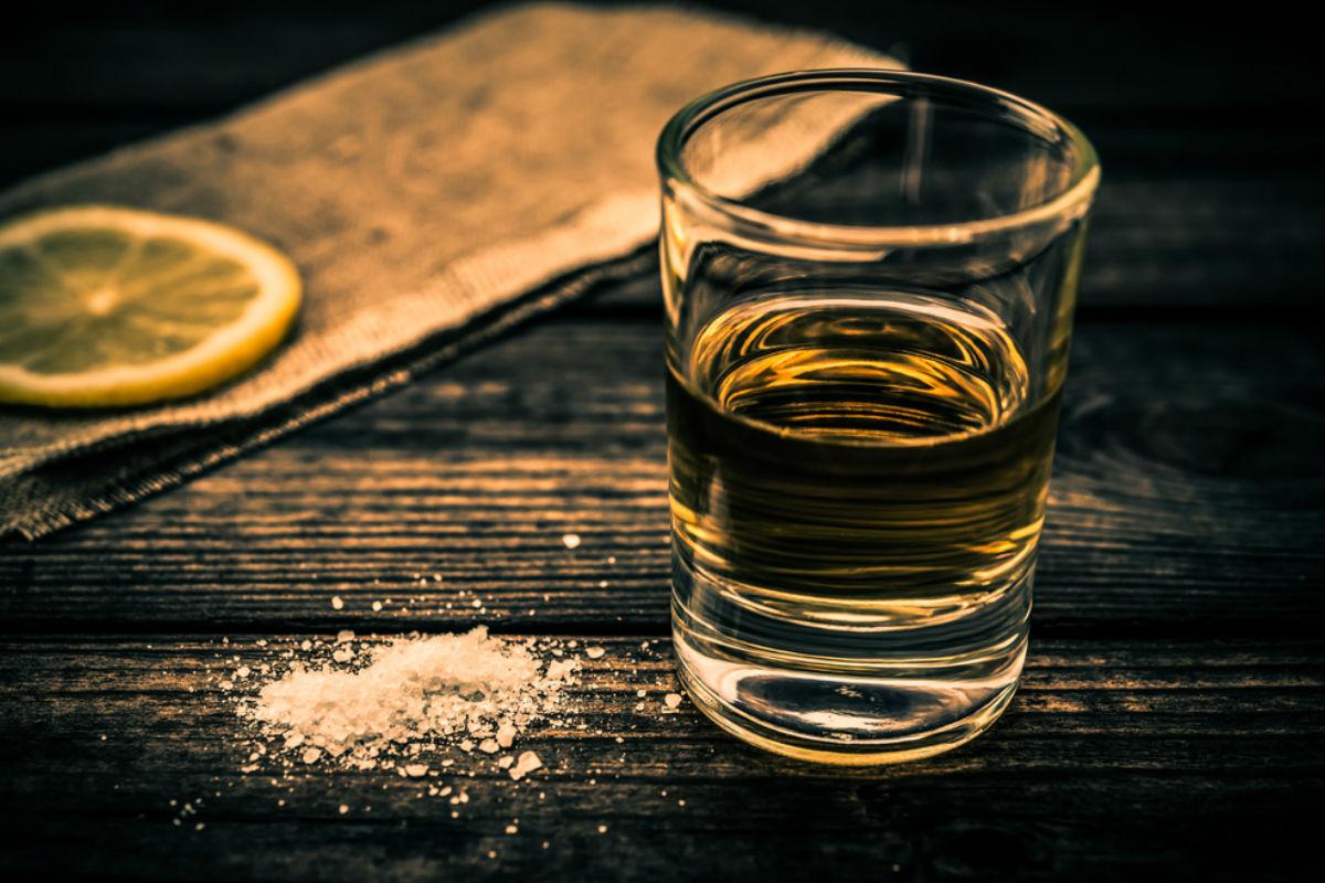 Caballito de tequila no mejor de semen - 2 part 5
