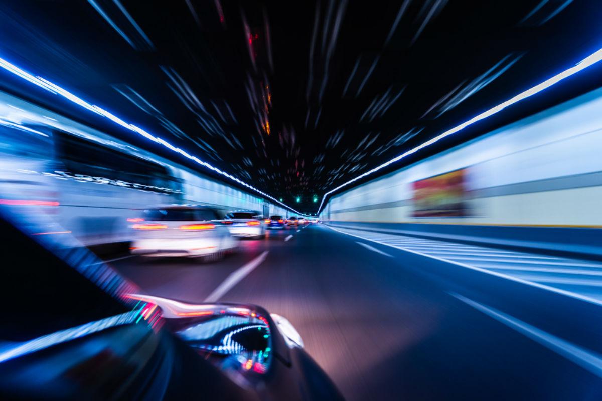 auto velocidad carrera