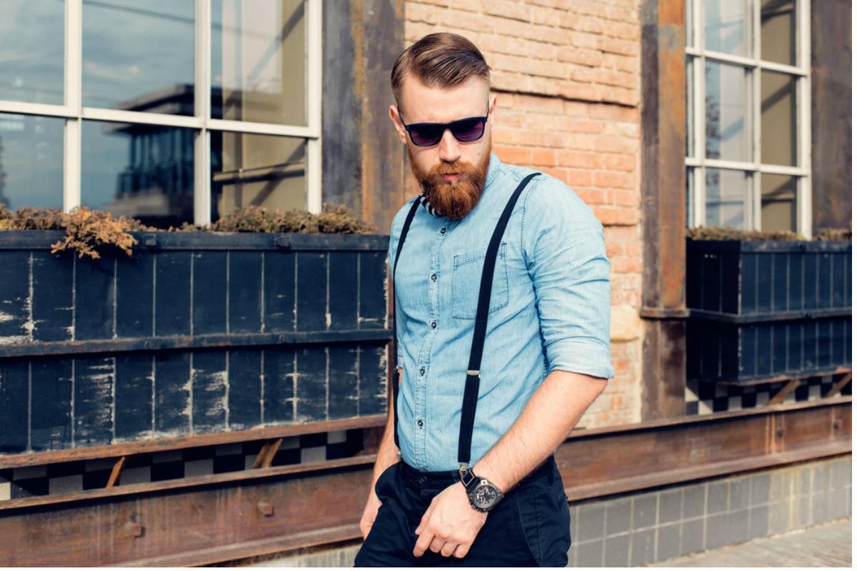 hombre-barba-atractivos /no te crece la barba/ lucir más atractivo/ cuidado personal