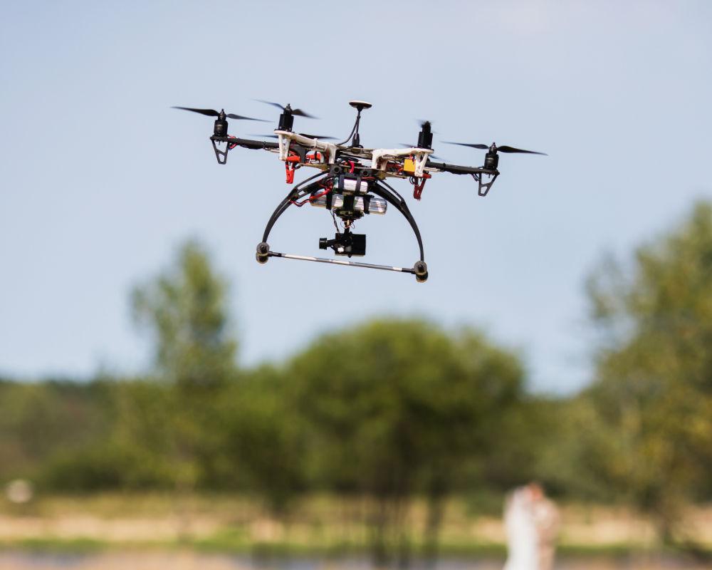 drone, gadget, reloj