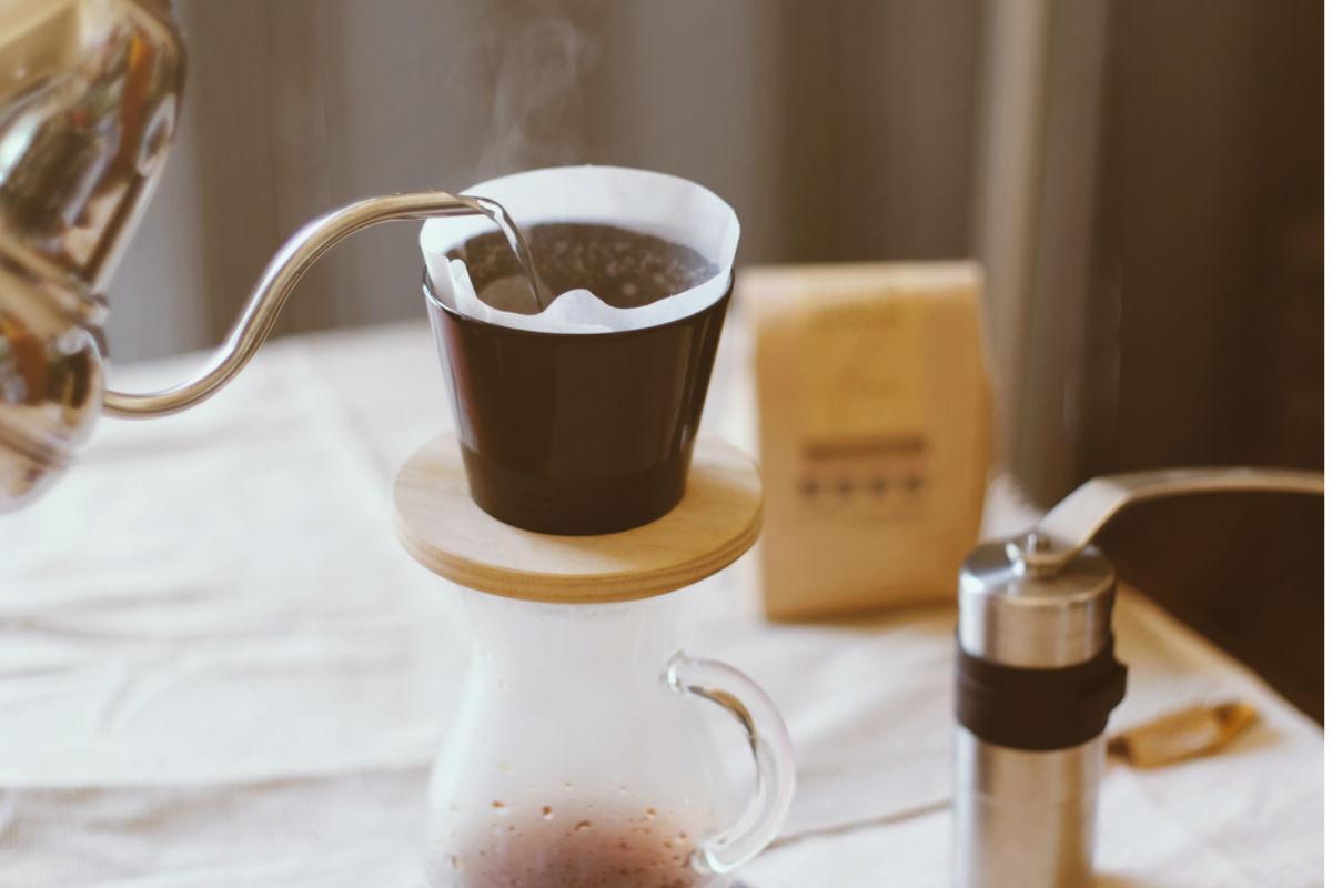 cafe cafetera prensa francesa