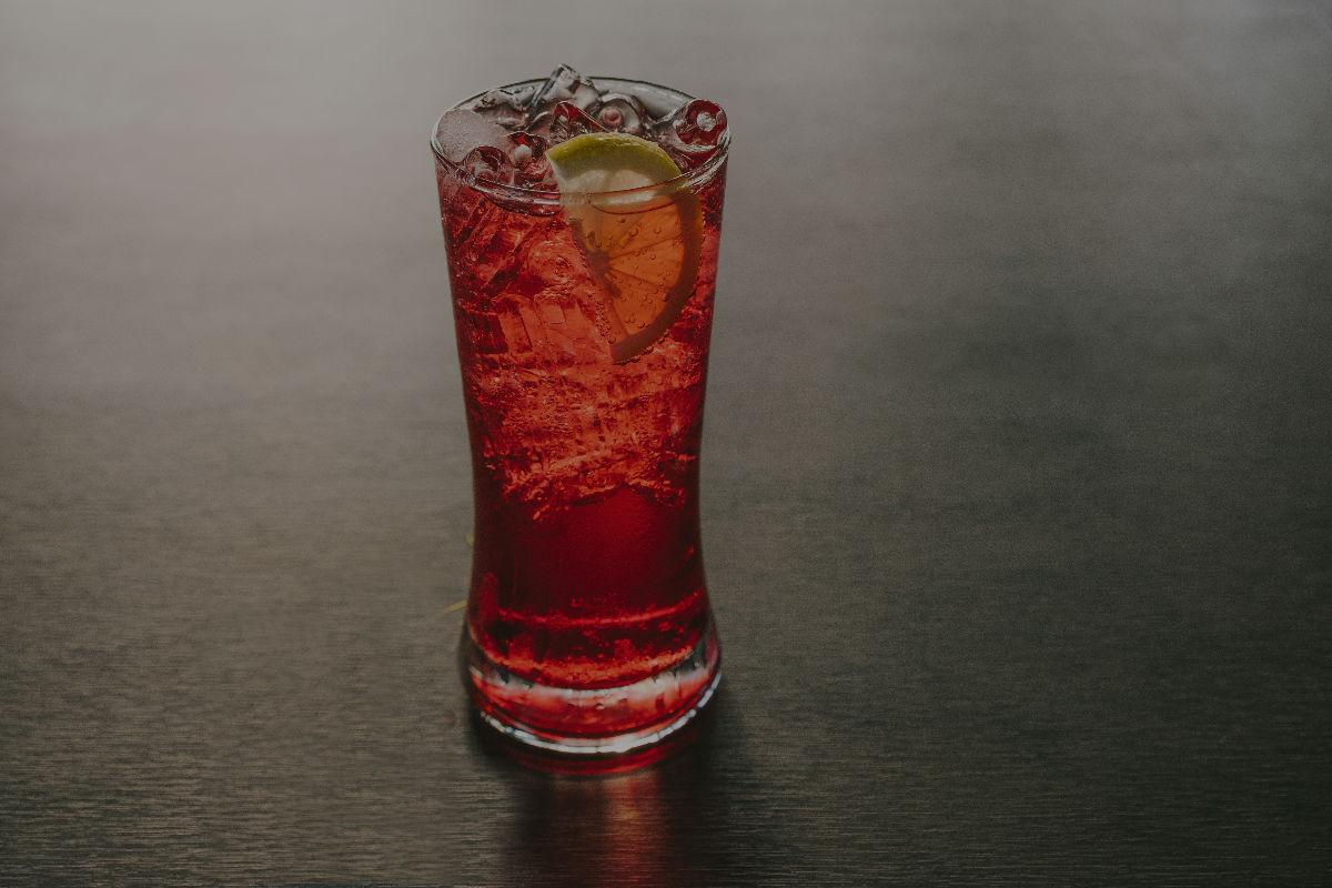 coñac jamaica bebida alcohol coctel