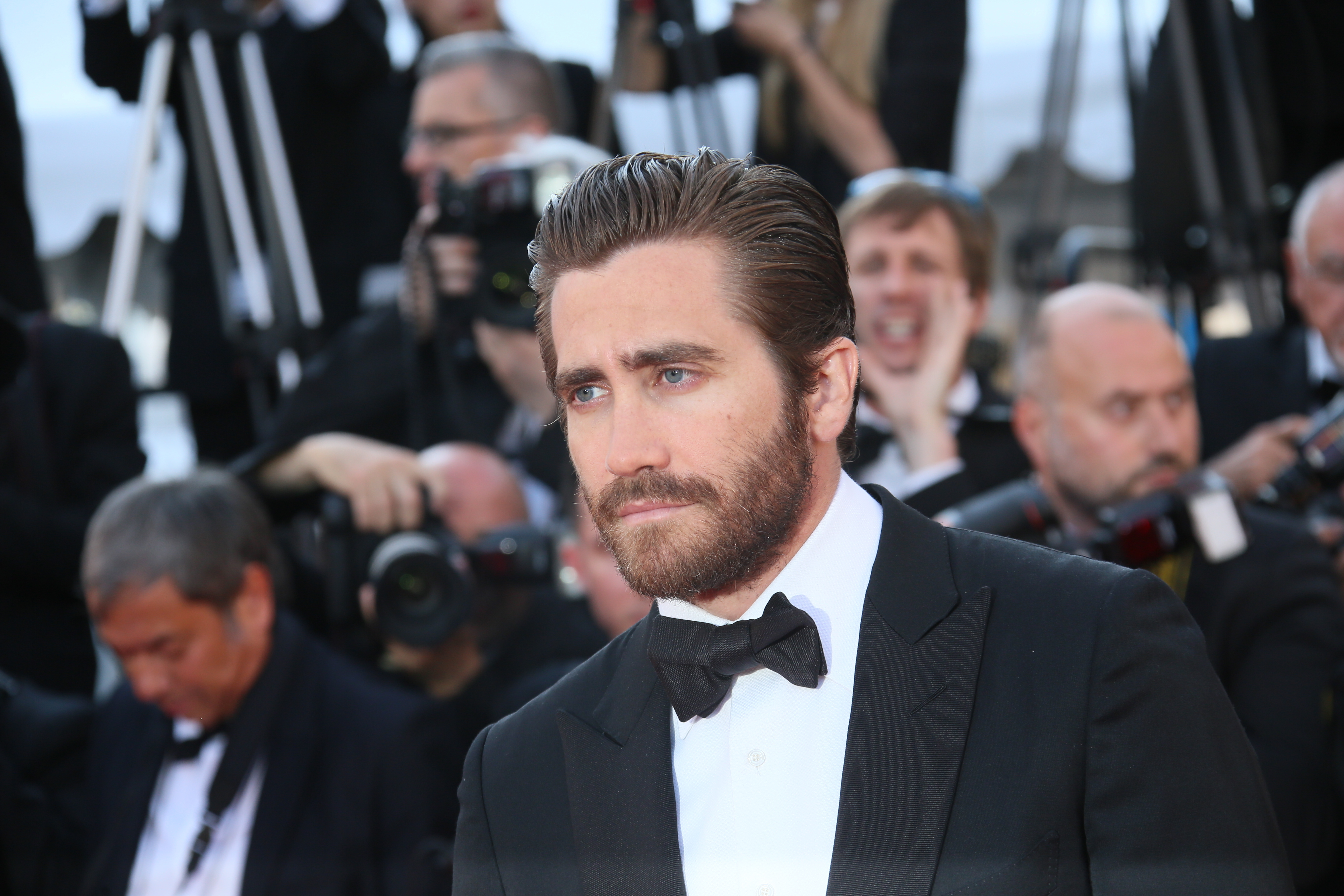 Lecciones de moda del famoso actor Jake Gyllenhaal