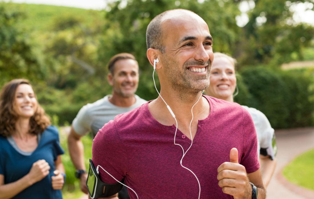 Hábitos de un hombre saludable