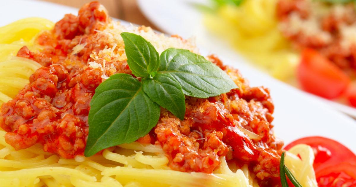 Cu l es la forma correcta de comer comida italiana for Comida italiana