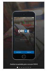 Drive app con la que pagas el estacionamiento desde tu celular