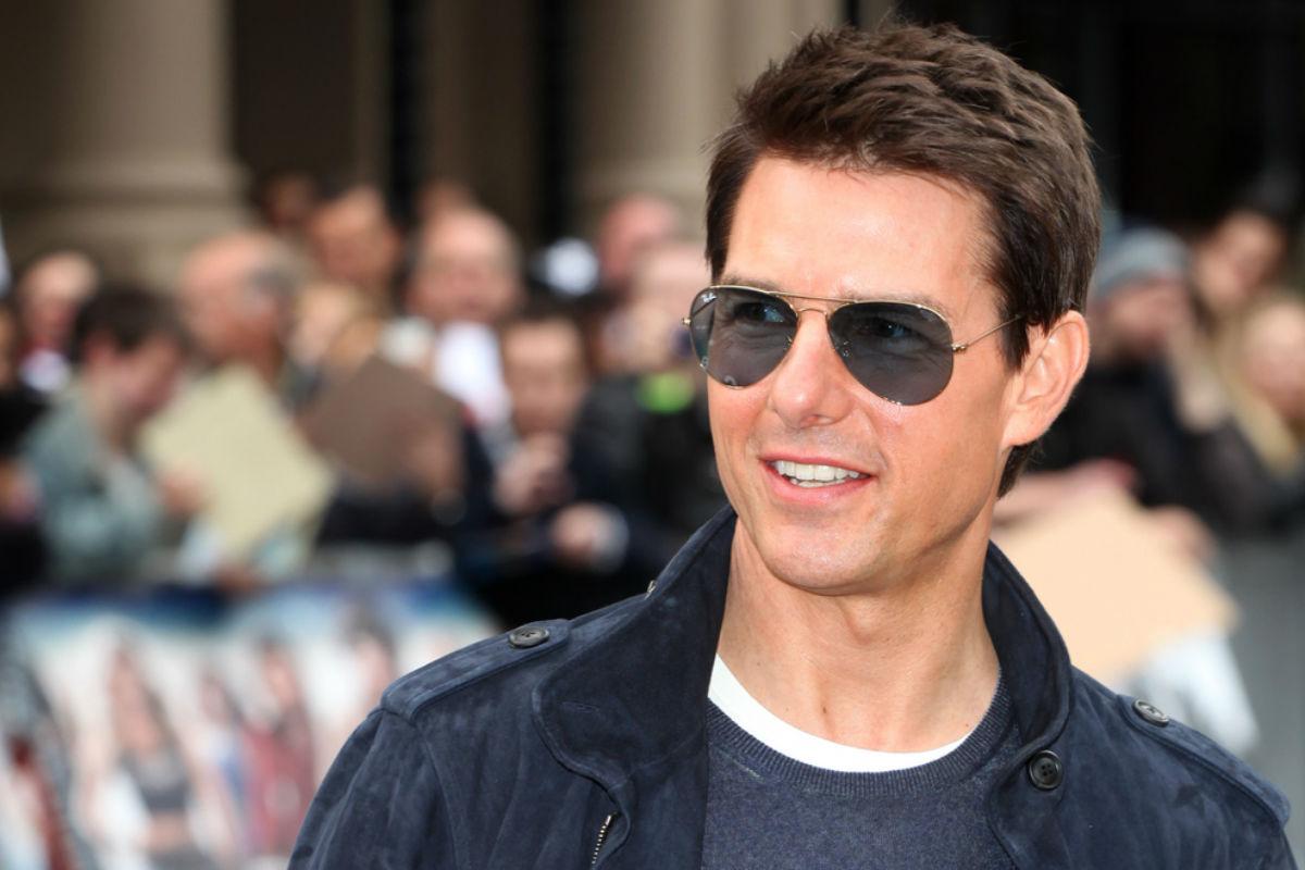 Tom Cruise estilo