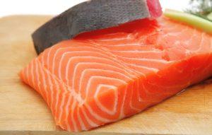 pesacos azules salmón