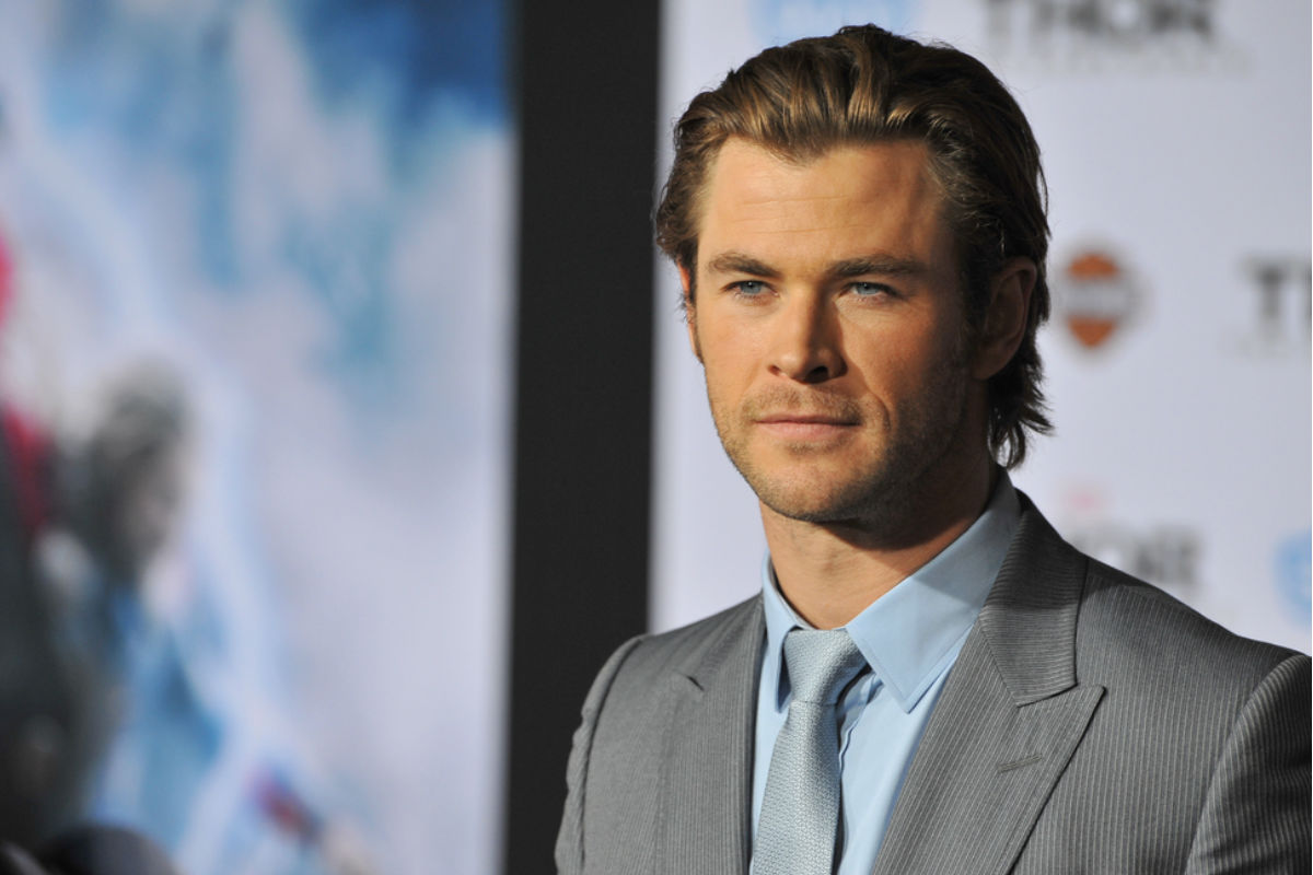 Chris-Hemsworth Thor-atractivo y seductor