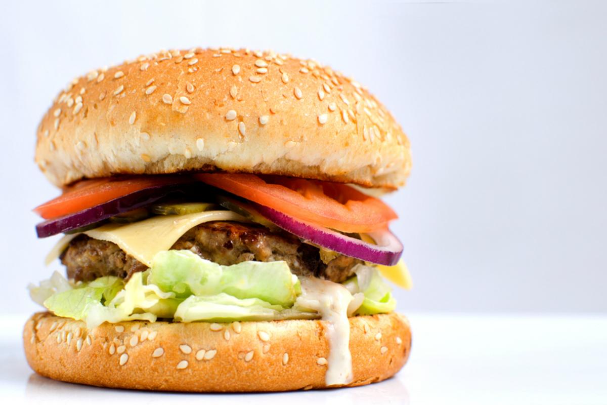 Emoji hamburguesa