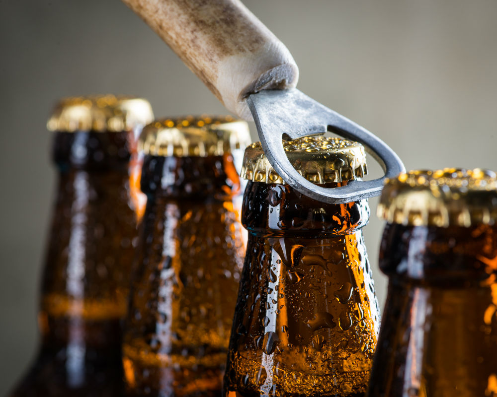 microondas inverso desayunar cerveza medio litro