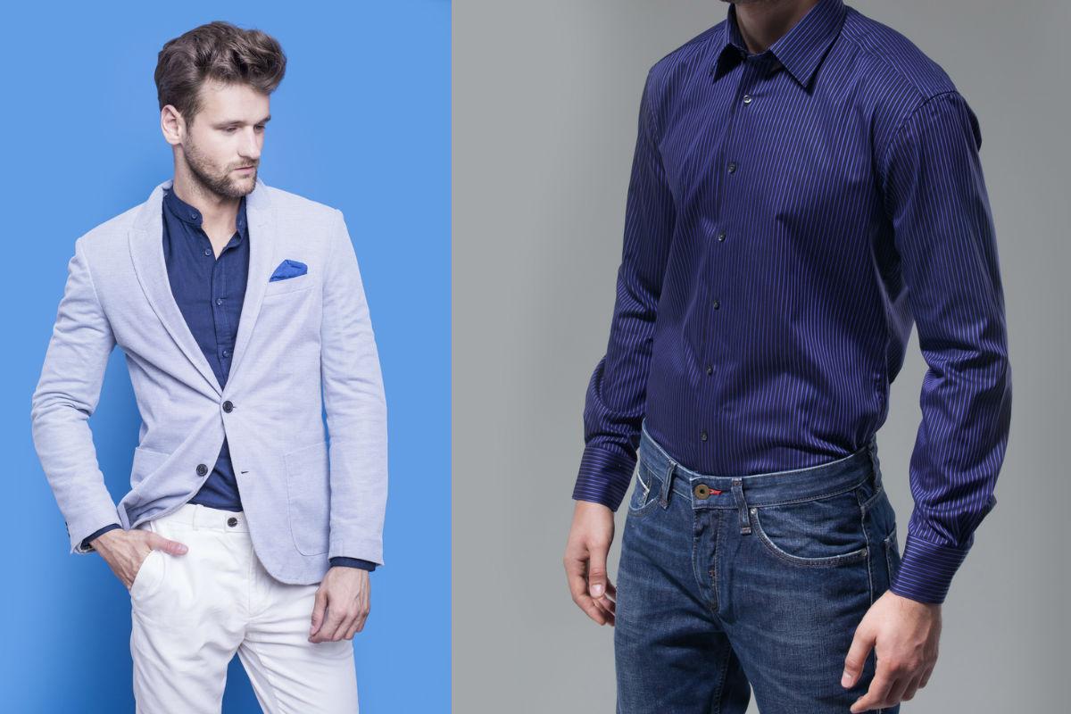 combinar-camisa-azul-marino