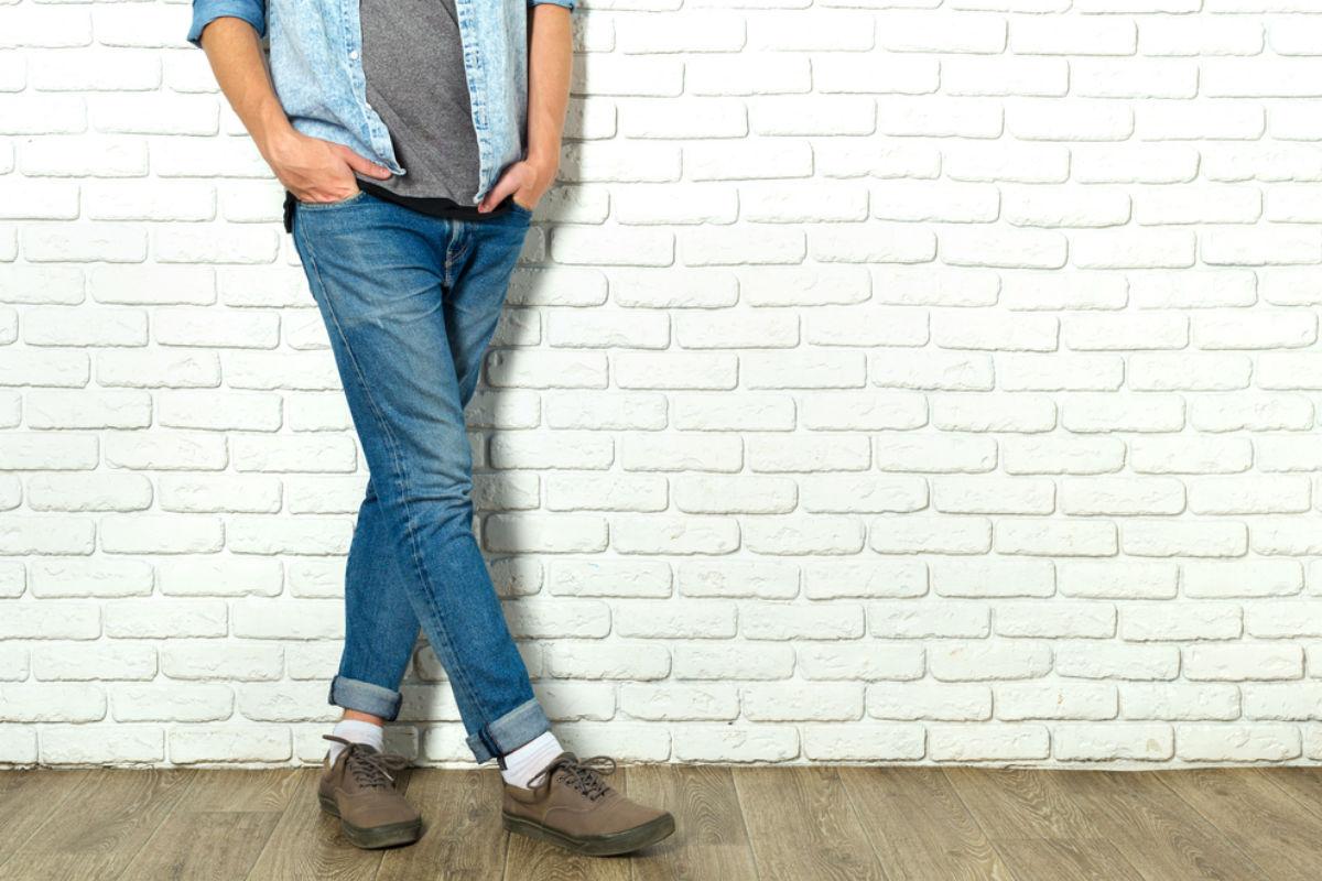 Como Combinar Un Pantalon O Jean Azul
