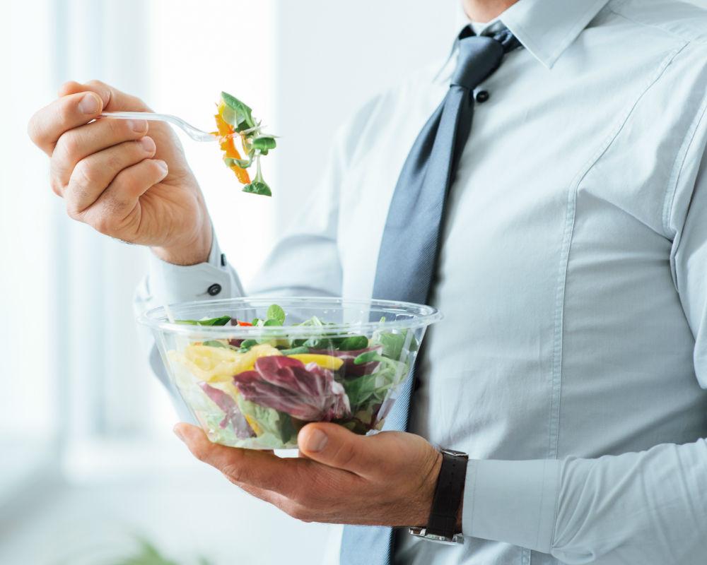 alimentos puedes llevar oficina