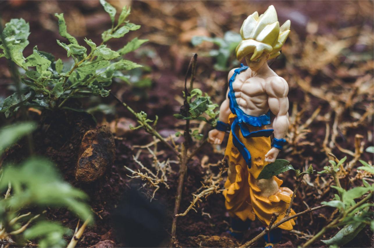 Funko Pop-Goku